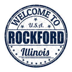 Welcome to Rockford stamp