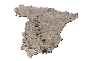 ispanya da yürüyüş