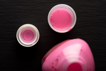 Pink Stomach Medicine