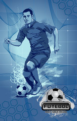 Jogador de Futebol