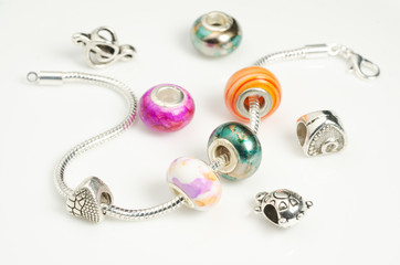 perline bracciali
