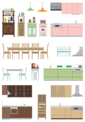 Furniture / Kitchen