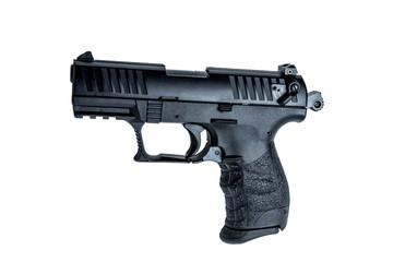 .22 caliber Handgun