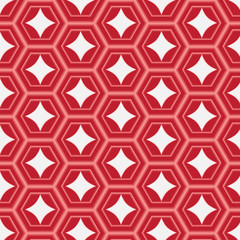 abstract seamless pattern lines geometric vector background