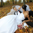 canvas print picture - Beautiful wedding photography