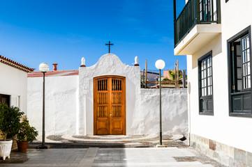 Puerto de la Cruz church