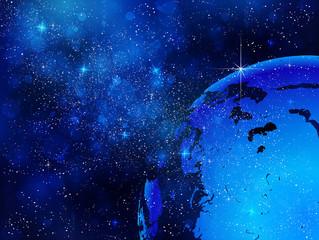 地球 宇宙 背景