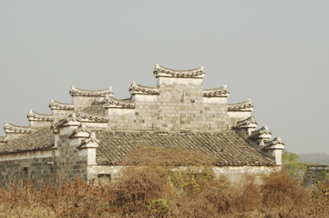 chinese old buildings