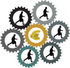 logo economia in movimento