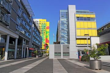 Berliner Neubauviertel