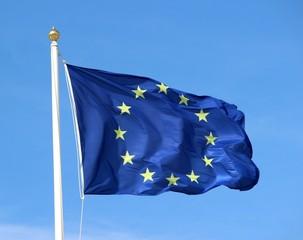 Bannière étoilée européenne