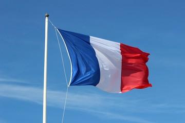 Couleurs nationales françaises