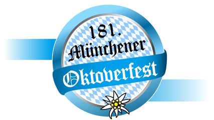 181. Münchener Oktoberfest