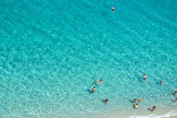 Mare azzurro di Tropea