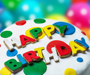 happy birthday congratulations from cookies