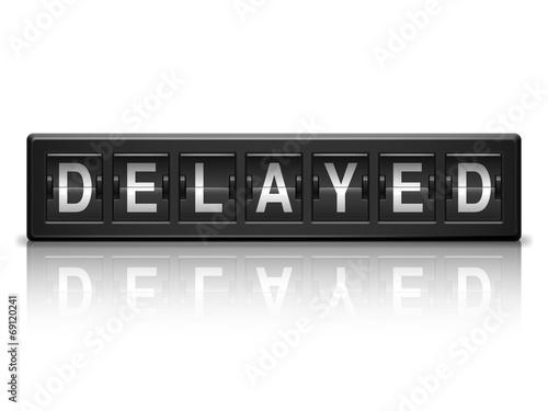 Delayed message. - 69120241