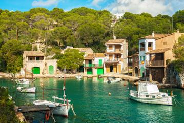 Alter Fischerhafen von Cala Figuera - Mallorca