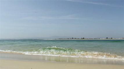 Armona island, Ria Formosa View. Algarve