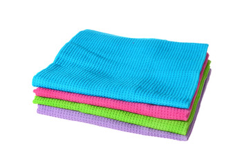 Heap of towels