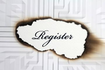 Register concept