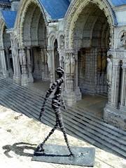 Una visita a la catedral de Chartres