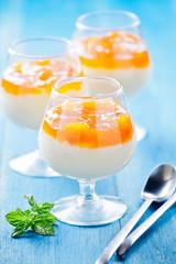Apricot And Vanilla Cream