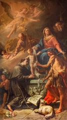 Venice -  The Holy Family in Chiesa dei Santi. XII Apostoli