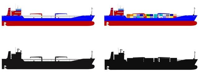 ocean vessels