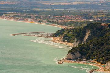 Le spiagge del Monte Conero