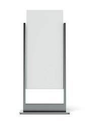 Metal Advertising Stand