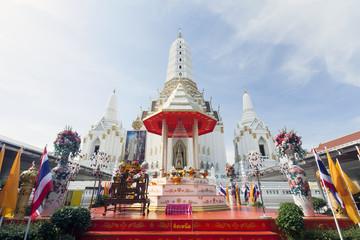 Wat Pichai Yathikaram in Bangkok, Thonburi