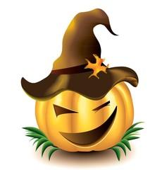 Very funny pumpkin