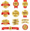 Vector Golden Label Set2