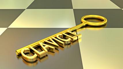 Key Clavicle