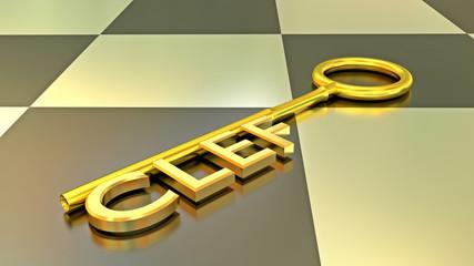 Clef Key