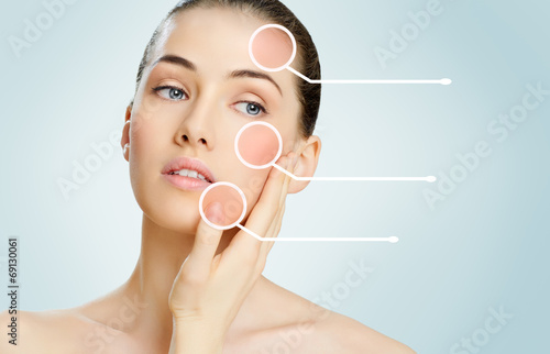 healthy face - 69130061