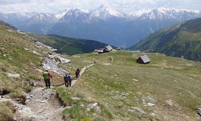 Sentier de Maurienne - Alpes