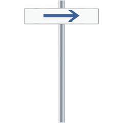 Richtung rechts