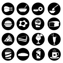 16  fast food icons
