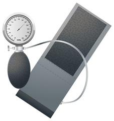 Blood Pressure Monitoring - Illustration