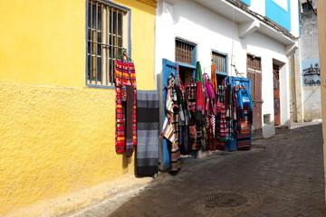 boutique de souvenirs, Maroc