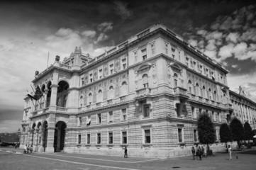 palazzo Prefettura di Trieste