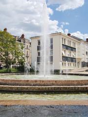fontaine de ville