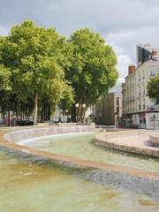 niveaux de fontaine