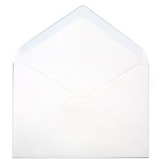 open envelope white