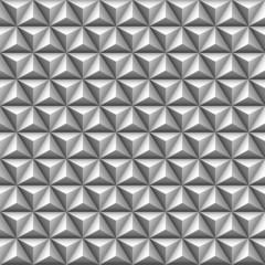 3d triangle seamless pattern