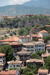 Generic architecture of Safranbolu, Turkey