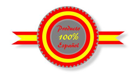 Producto 100% español