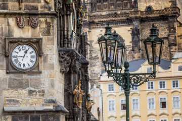 Prague, Old Town Hall (15th Century)