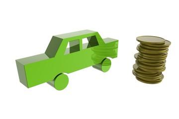 kosten van vervoer